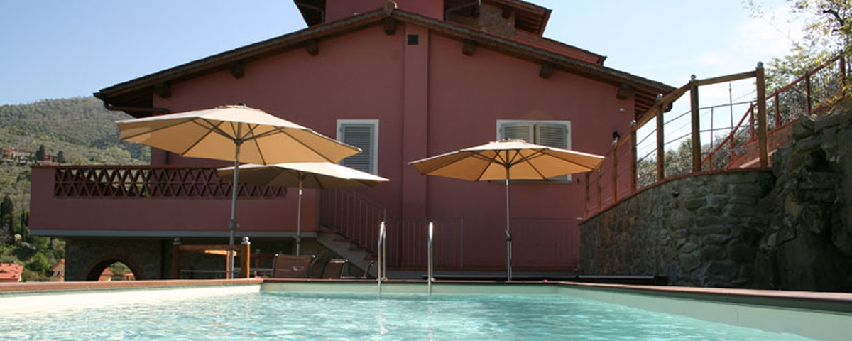 Bed & Breakfast - La Terrazza di Reggello (Florence) - Bed and ...